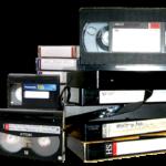 Форматы аналоговых видеокассет